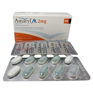 Amaryl M 2