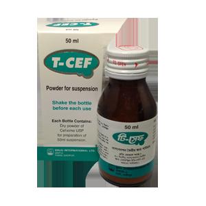 T-Cef 50 ml