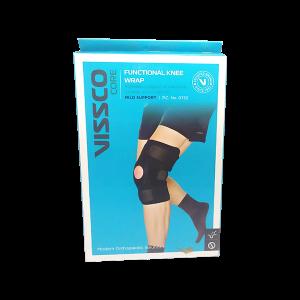 VIissco Functional Knee Wrap