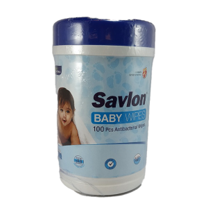 Savlon Baby Wipes 100 Pcs