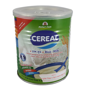 Mother's Smile Cereal Rice 400 gm