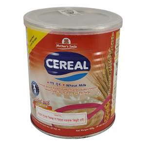 Mother's Smile Cereal Wheat 400 gm