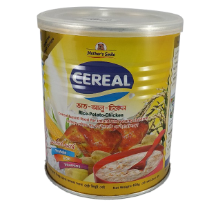 Mother's Smile Cereal Chicken 400 gm