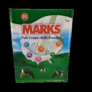 Marks full Cream Milk Powder 1 kg