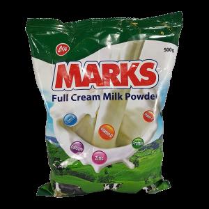 Marks full Cream Milk Powder 500 gm