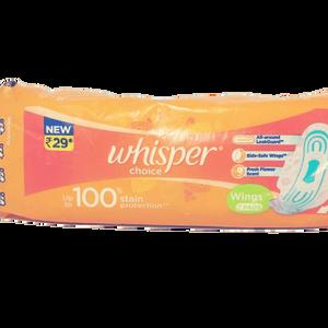 Whisper Choice 7 Pad