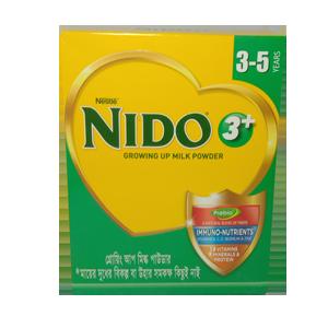 NIDO 3+ (350gm)