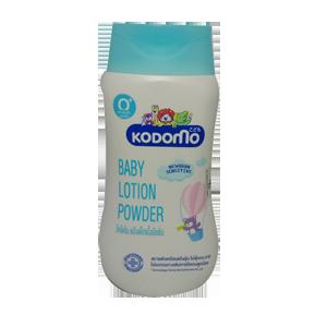 Kodomo Baby Lotion Powder 180 ml