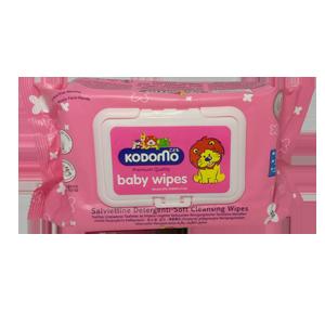 Kodomo Premium Quality Baby Wipes 85 pcs zero month+