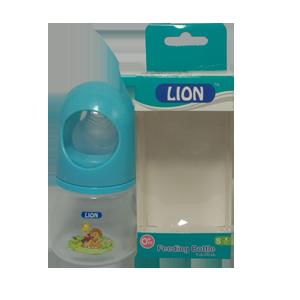 Lion Feeding Bottle 2 oz./60 ml BPA Free