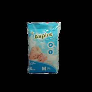 Aspire Medium 8Pcs