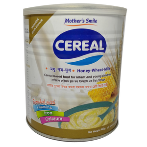Mother's Smile cereal Honey 400 gm