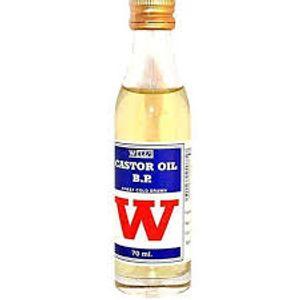 Well's Castor oil 70 ml