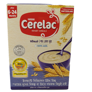Cerelac Stage 1 Wheat with milk