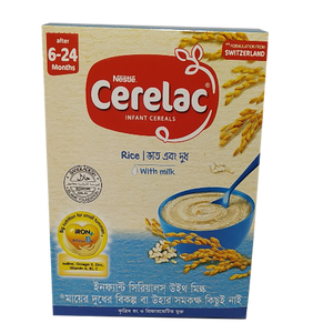 Cerelac Stage 1 Rice With Milk