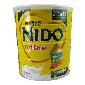 NIDO Fortigrow Tin 2.5 Kg